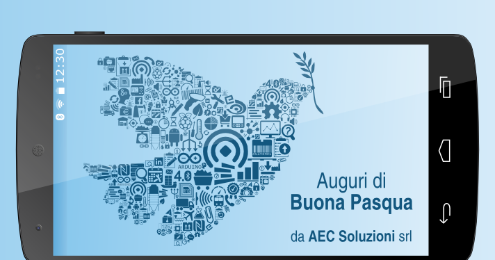 AEC Soluzioni wishes you happy Easter