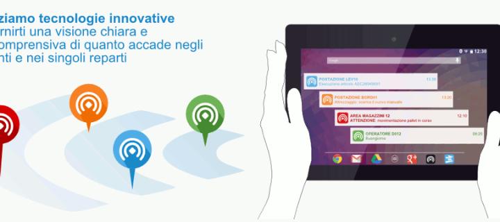 (Italiano) AEC Soluzioni: utilizzo di tecnologie innovative come i beacon