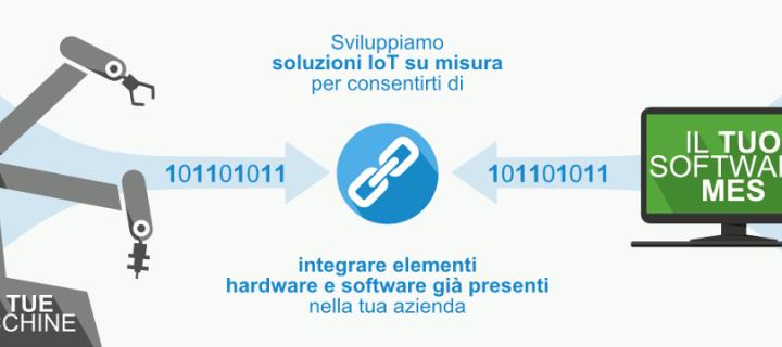 (Italiano) AEC Soluzioni: Soluzioni IoT su misura per integrare sw e hw aziendali