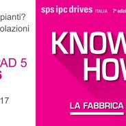 AEC Soluzioni partecipa a SPS IPC Drives 2017
