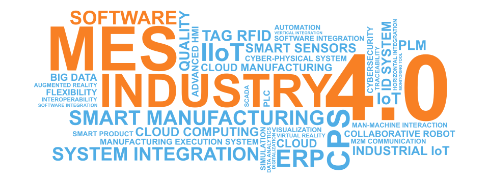 MES software for Industry 4.0