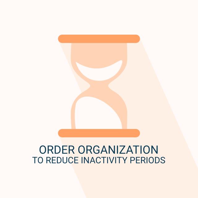 AEC Soluzioni: order organization