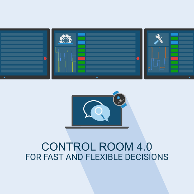 AEC Soluzioni: Industry 4.0 control room 4.0 for fast and flexible decisions