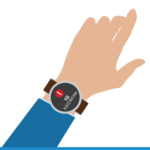 AEC Soluzioni Industry 4.0 real time notification on wearable devices