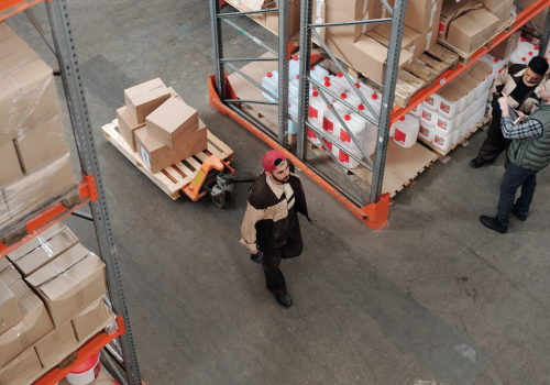Warehouse and Logistics Industry 4.0